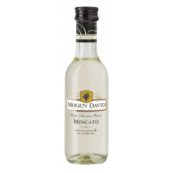 Mogen David Moscato Spokojne 187 ml